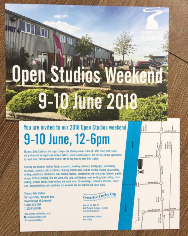 Invite to our Openstudios